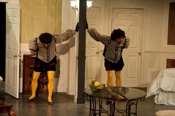BWW Reviews: Vintage Theatre's LEND ME A TENOR Stumbles but Prevails in Comedy!
