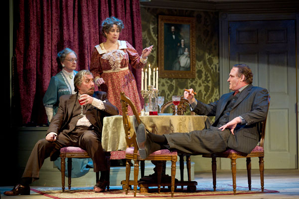 BWW Review:  Walnut's ARSENIC AND OLD LACE- Insanely Funny