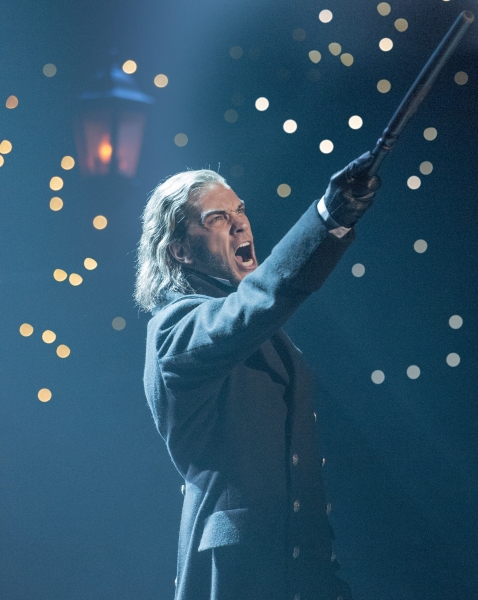Photo Flash: Hot Shots! Take a First Look at Broadway's Sizzling New Cast of LES MISERABLES!