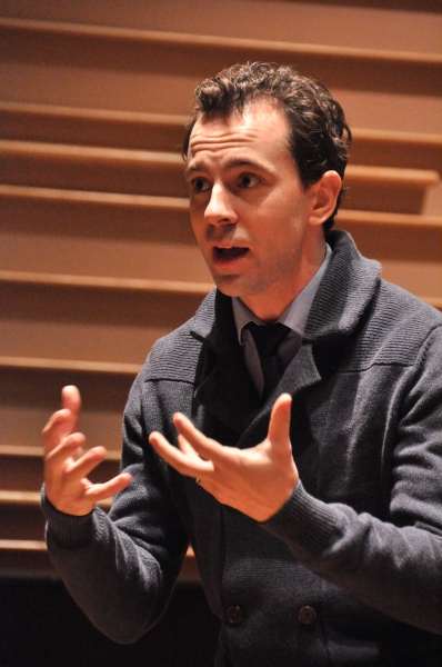Photo Coverage: The New York Pops' KIDS ON STAGE Finalists Attend Talkback