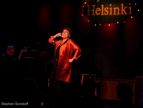 Photo Coverage: JUDY KAYE opens Helsinki on Broadway Cabaret Series
