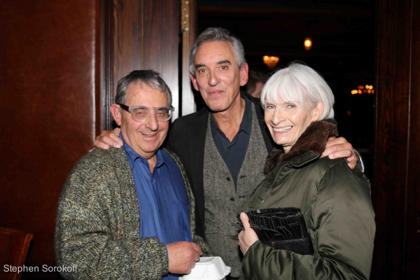 Norman Steinberg, Lee Tannen, Serine Hastings Photo