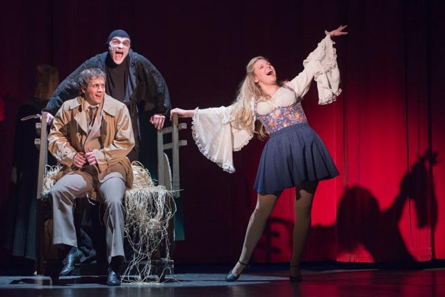 BWW Reviews: A Bit Too YOUNG FRANKENSTEIN at SMT Still Sparks With Life