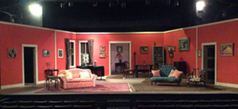 BWW Reviews: Elegant PRIVATE LIVES Graces Portland Players' Stage