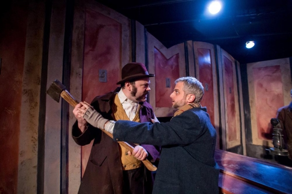 Photo Flash: Den Theatre's THE ROPER, Now Playing Through 4/13