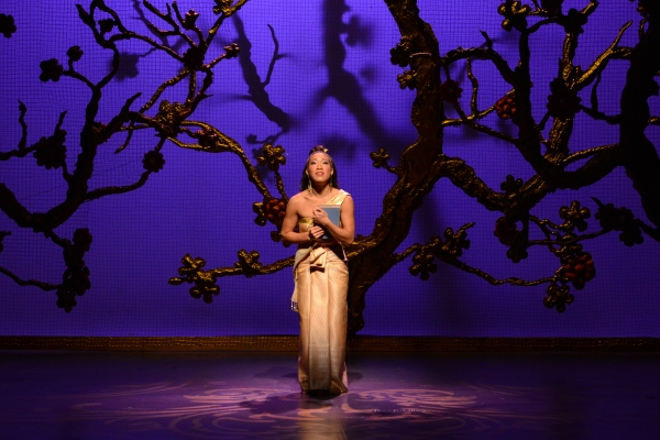 Photo Flash: First Look at Michele Ragusa and More in Maltz Jupiter Theatre's THE KING AND I