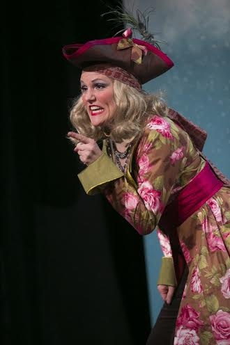 Photo Flash: First Look at Pantochino's PIRATE SCHMIRATE