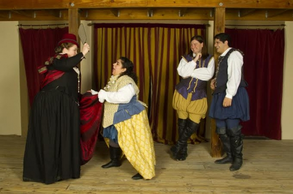 Photo Flash: Meet the Cast of The Baron's Men's ROMEO AND JULIET, Beg. Tonight