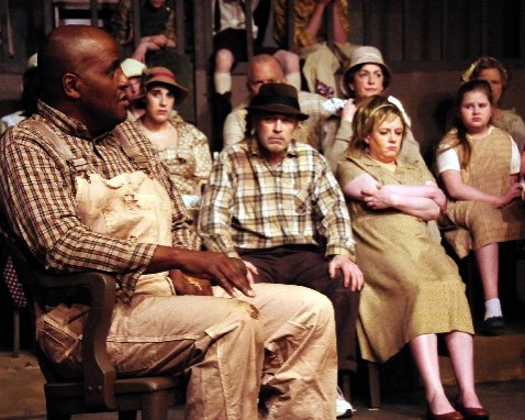 Photo Flash: First look at Bergen County Players' TO KILL A MOCKINGBIRD