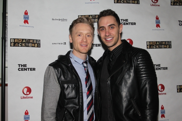 Photo Coverage: Inside the Ninth Annual BROADWAY BACKWARDS Benefit!