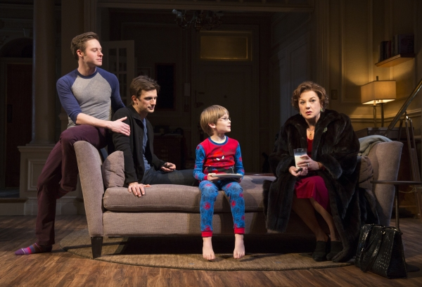 BWW Reviews:  MOTHERS AND SONS Favors Compassion In The Face Of Intolerance