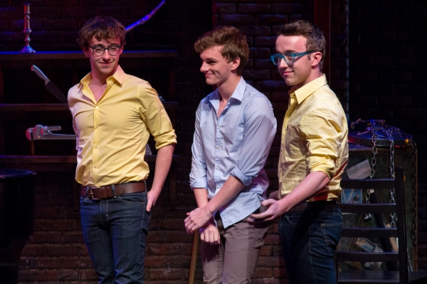 Matthew Fairlee, Ethan Carlson, Ian Fairlee
