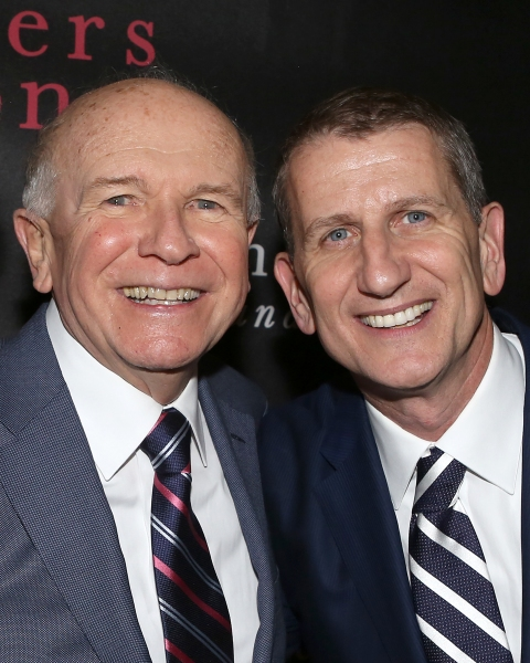 Photo Coverage: Terrence McNally Celebrates 20th Broadway Show- Inside the MOTHERS AND SONS After Party!