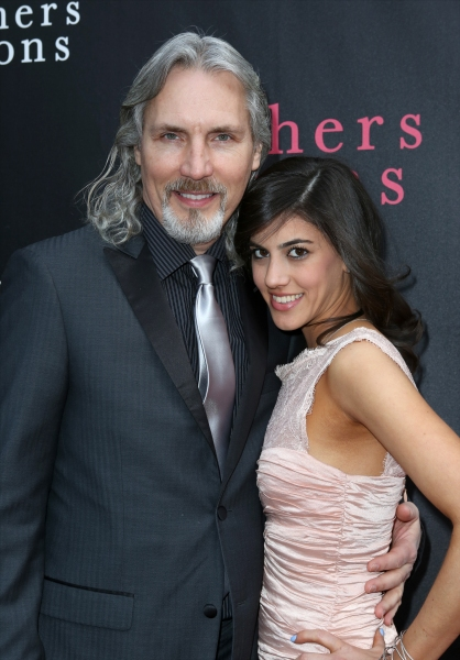 Corey Brunish and Jessica Rosenfeld  Photo