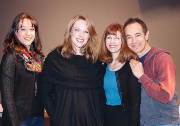 Photo Flash: York Theatre's INVENTING MARY MARTIN World Premiere Begins Tonight
