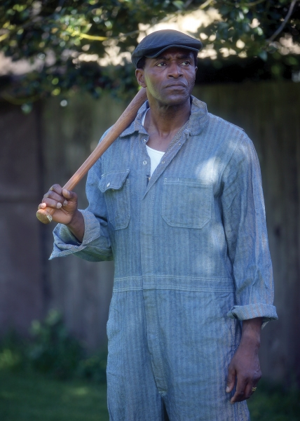 Photo Flash: First Look at Carl Lumbly and More in Marin Theatre's FENCES