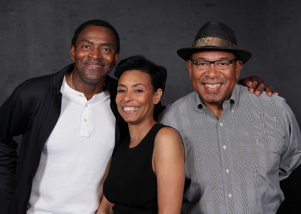 Veteran Bay Area actors Carl Lumbly, Margo Hall and Steven Anthony Jones