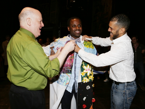 Exclusive Photo Coverage: Inside the LES MISERABLES Gypsy Robe Ceremony!