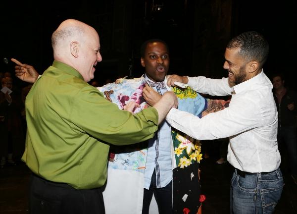 David Westphal, Arbender J. Robinson and Dennis Stowe
