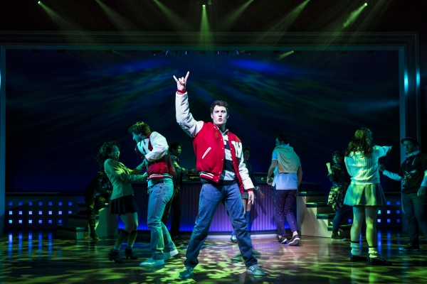Photo Flash: It'll Be Very. First Look at HEATHERS: THE ...