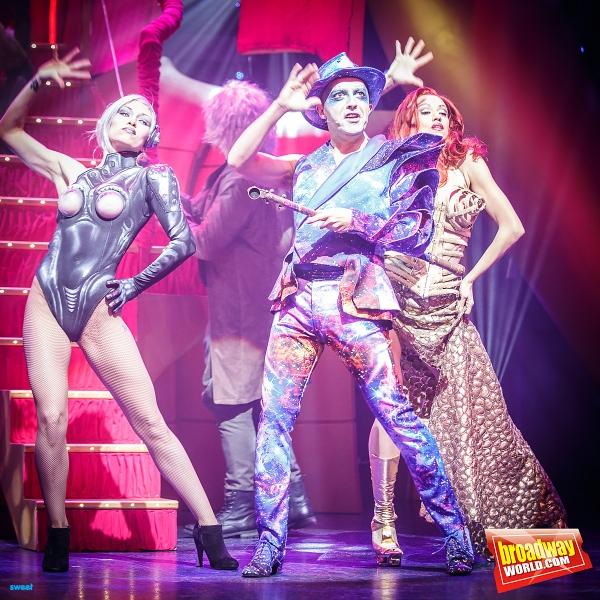 Photo Flash: 'A Marte Cabaret' comienza su andadura en el Rialto