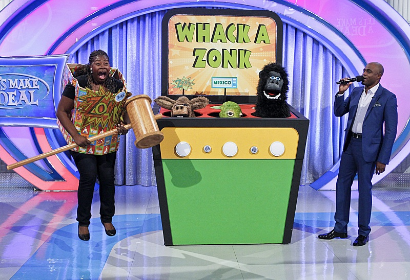 LET'S MAKE A DEAL's 'Zonk Redemption Show' Returns Today