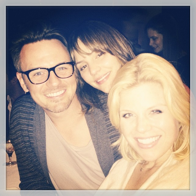 SMASH Reunion! Megan Hilty & Katharine McPhee Together Again