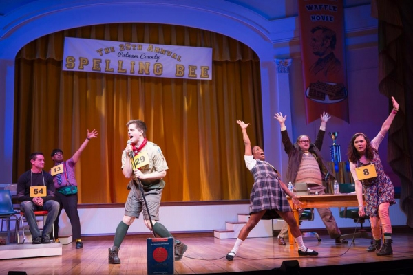 Photo Flash: Ford's THE 25TH ANNUAL PUTNAM COUNTY SPELLING BEE