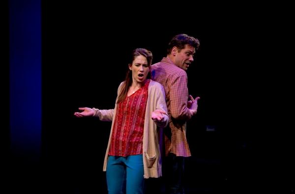 Jesse Bush and Anne Troup Photo