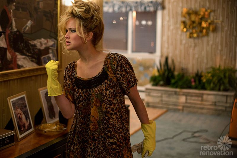 Jennifer Lawrence Sings Santana In AMERICAN HUSTLE Deleted Musical Scene