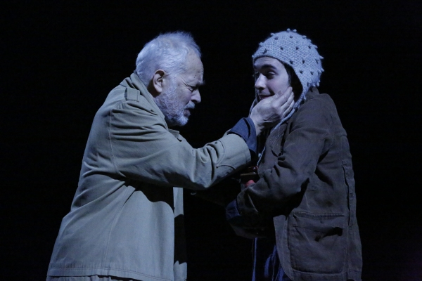 Photo Flash: First Look at Michael Pennington and More in KING LEAR at Theater for a New Audience