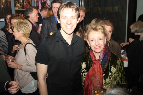 Photo Coverage: Inside Opening Night of Abingdon Theatre Company's HELLMAN V. McCARTHY