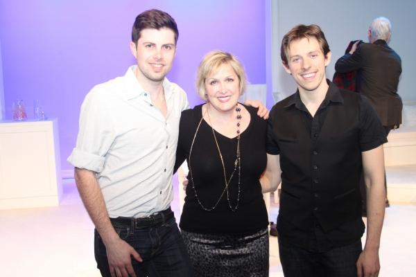 Travis McHale, Heather Henderson and Rowan Michael Meyer
