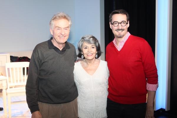 Peter Brouwer, Marcia Rodd and Jeff Woodman