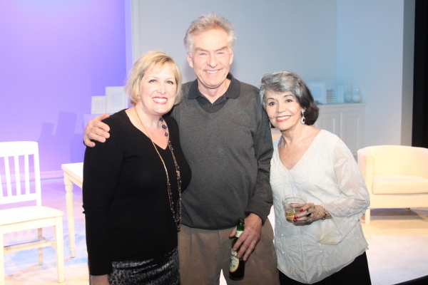 Heather Henderson, Peter Brouwer and Marcia Rodd