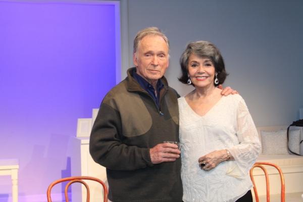 Dick Cavett and Marcia Rodd
