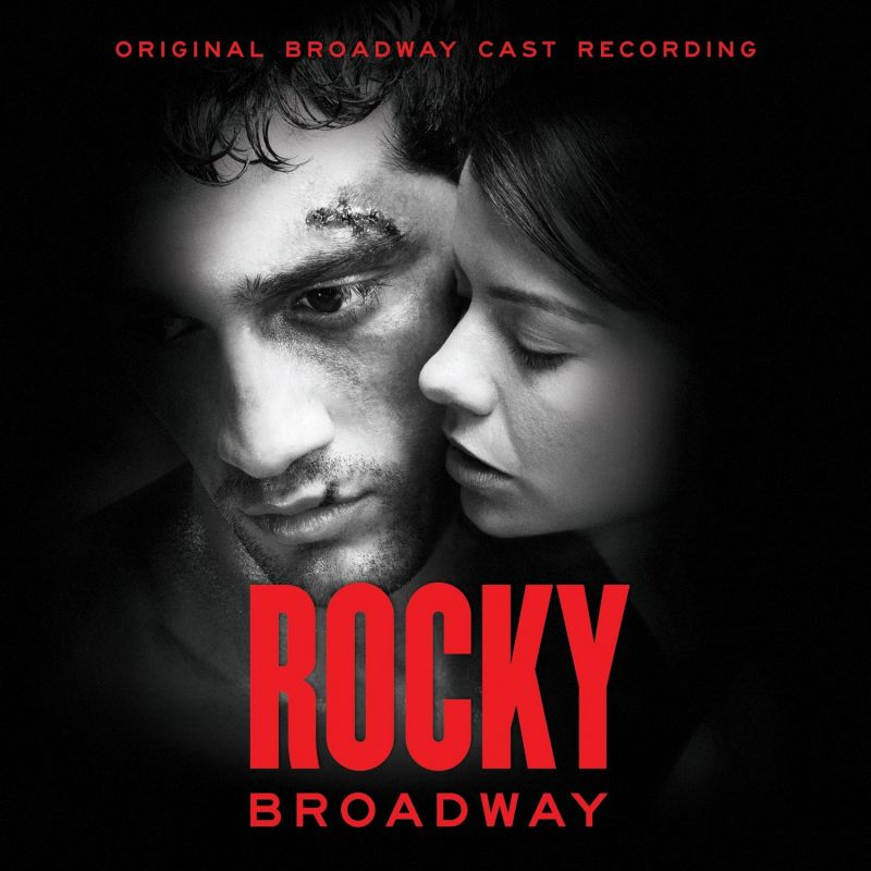 ROCKY Original Broadway Cast Recording Now Available For Pre-Order, Out 5/27