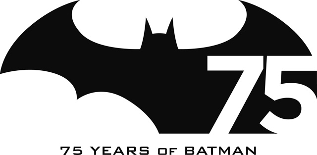 Warner Bros. and DC Reveal Plans, Logo for 75th Anniversary of BATMAN