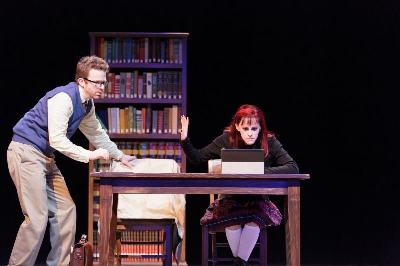 BWW Reviews: THE TUTOR at Village Theatre Abandons Itself