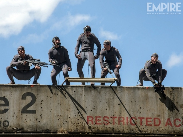 Photo Flash: First Look - New Images from DAWN OF THE PLANET OF THE APES