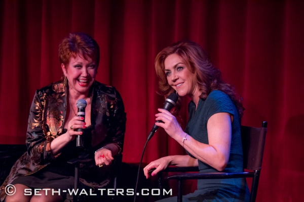 Photo Flash: Andrea McArdle Joins Donna McKechnie in 'GOOD COMPANY' at Birdland