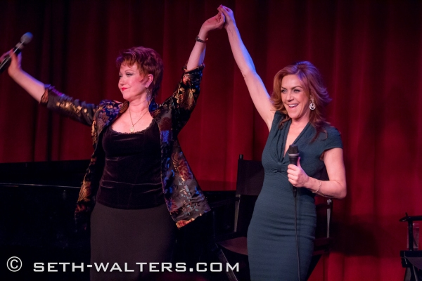 Donna McKechnie, Andrea McArdle