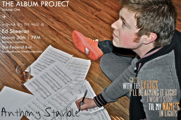 Photo Flash: Meet the Cast of glory|struck Productions' THE ALBUM PROJECT: +