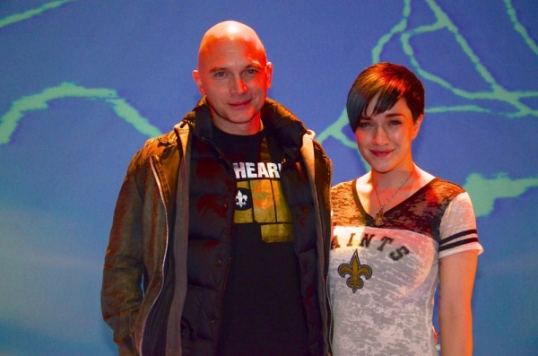 Michael Cerveris and Kimberly Kaye