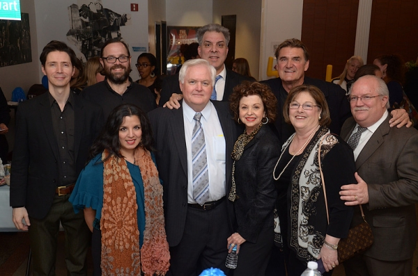 Photo Flash: La MaMa and Monk Parrots Celebrate BUM PHILLIPS ALL-AMERICAN OPERA Benefit Performance