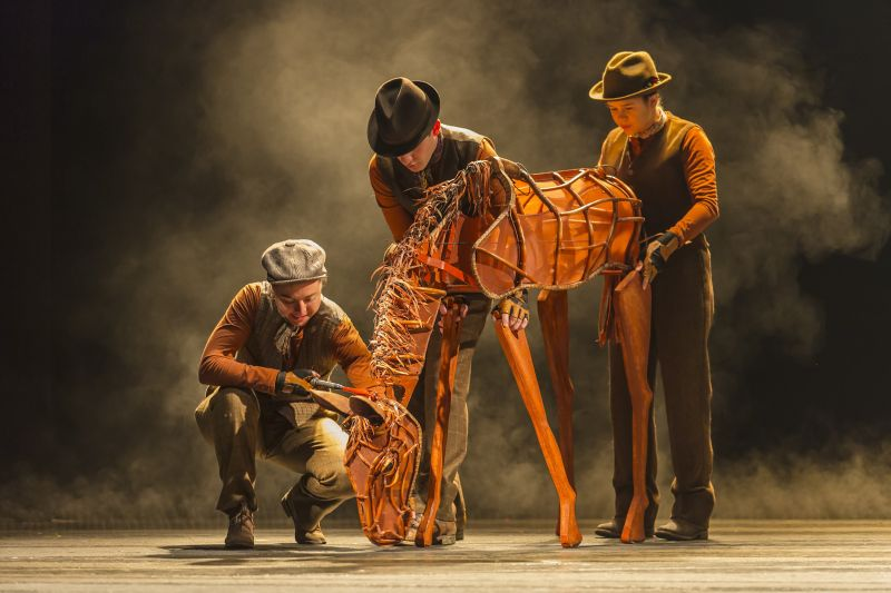 BWW Review: WAR HORSE Takes Memphis Orpheum by Storm