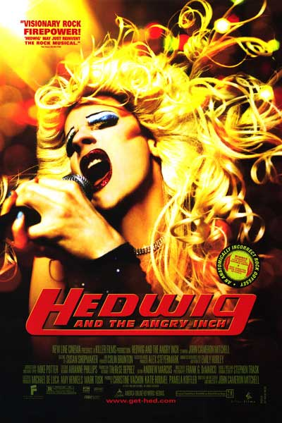 FLASH FRIDAY: All Sewn Up! HEDWIG & THE ANGRY INCH Gets Glam For Broadway Debut