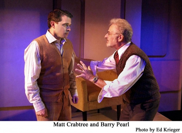 Matt Crabtree and Barry Pearl