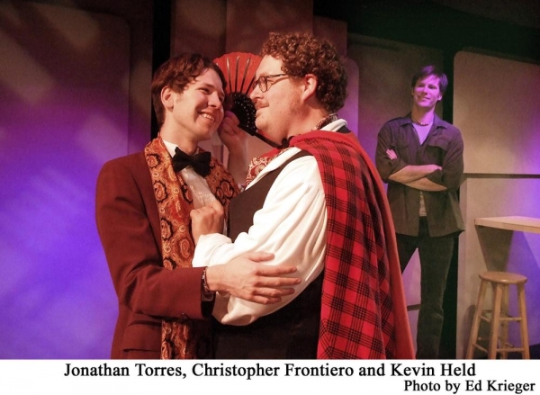 Photo Flash: First Look at DOCTOR ANONYMOUS at the Zephyr Theatre