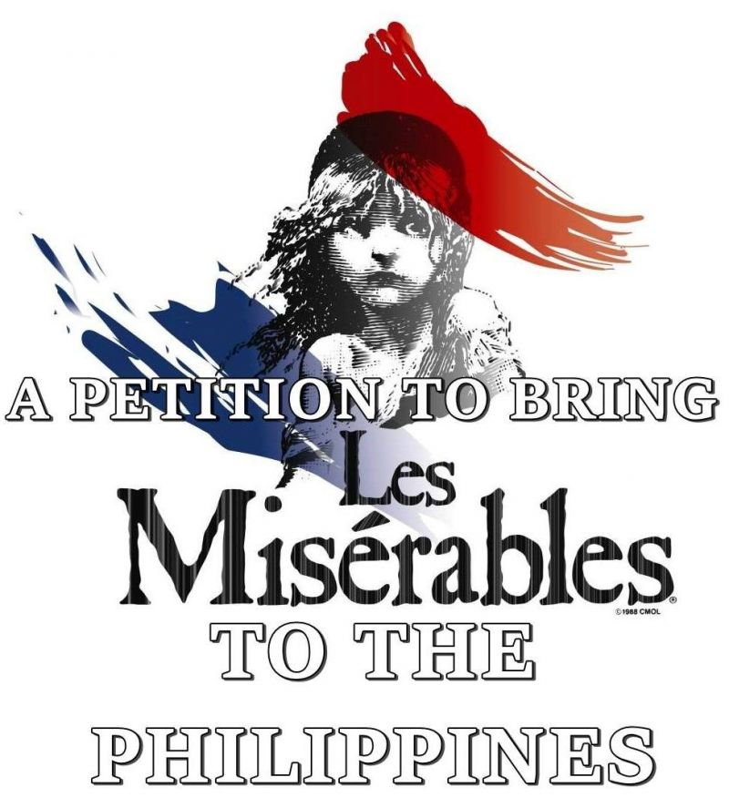 Theater Fans Petition to Bring LES MISERABLES to Manila